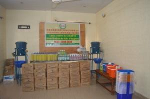 lutte contre le covid 19 au Buurkina Faso